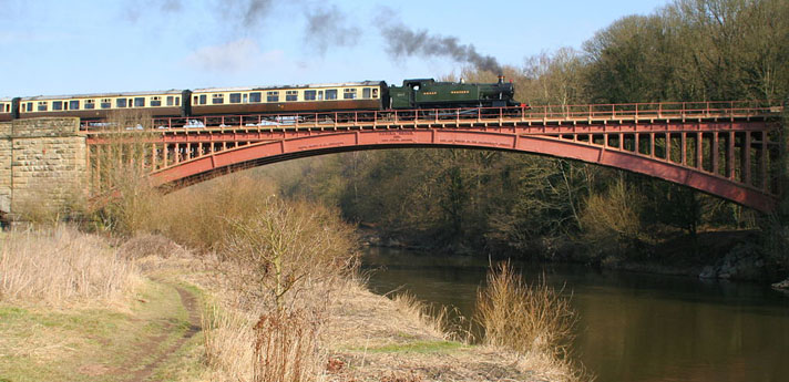 Bridgnorth to Bewdley