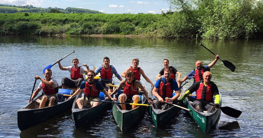 Canoeing courses