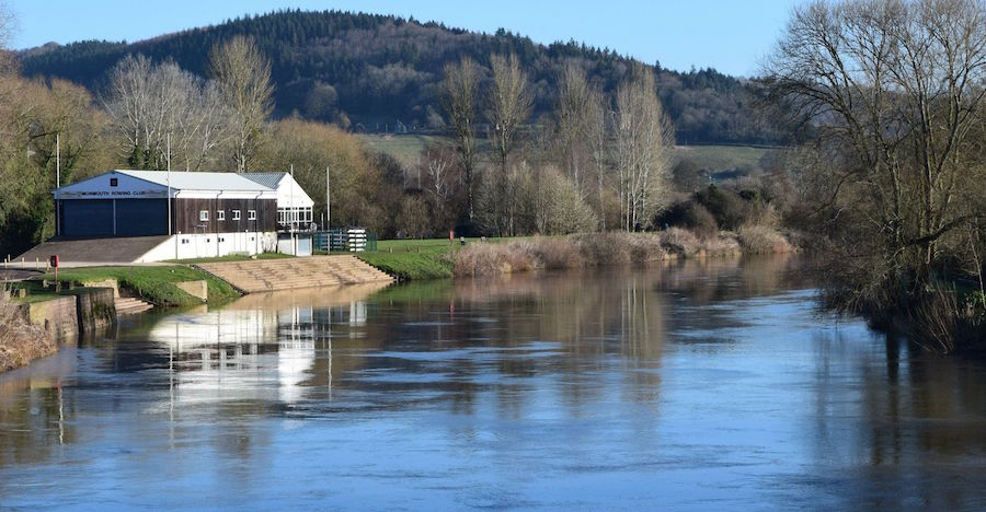 River Wye Canoeing Trips