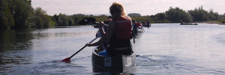 Canoe and Kayak Hire Prices
