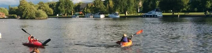 Canoe Hire Pangbourne