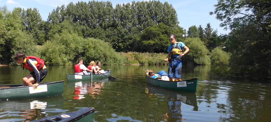 Canoe Hire Glasbury